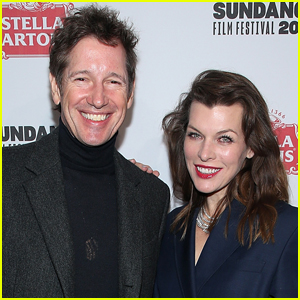 Milla Jovovich is Pregnant, Expecting Third Child with Husband Paul W.S. Anderson!