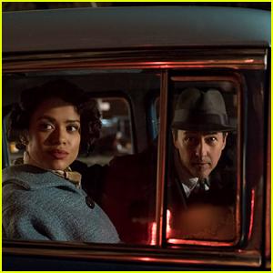 Edward Norton & Gugu Mbatha-Raw Star in 'Motherless Brooklyn' - Watch the Trailer!