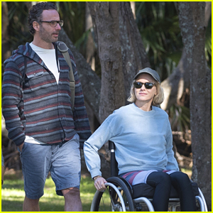 Naomi Watts Is in a Wheelchair While Filming 'Penguin Bloom' With Andrew Lincoln in Australia
