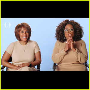 Oprah Winfrey & Gayle King Attempt to Define Slang Words - Watch!