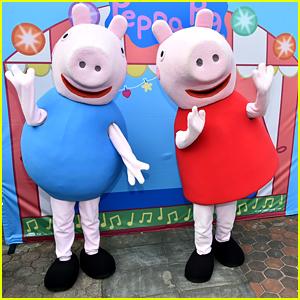 Hasbro Is Buying 'Peppa Pig' Studio for $4 Billion!