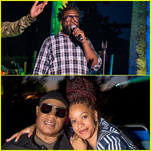 Questlove, Stevie Wonder & More Celebrate 'Boyz N The Hood' at Cinespia Screening!