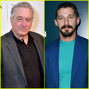 Robert De Niro & Shia LaBeouf Will Play Father & Son in 'After Exile'