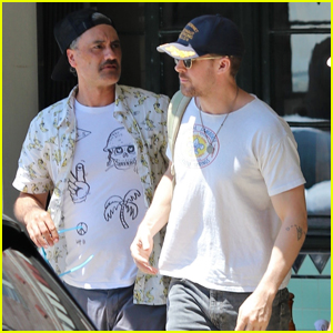 Ryan Gosling Meets Up With 'Thor 4' Director Taika Waititi For Lunch in LA