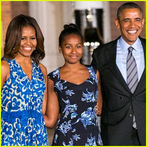 Sasha Obama Will Attend the University of Michigan!