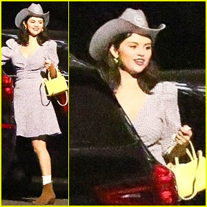 Selena Gomez Channels Her Inner Cowgirl for Kacey Musgraves' Concert!