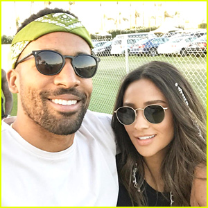 Shay Mitchell & Matte Babel Reveal Baby's Due Date
