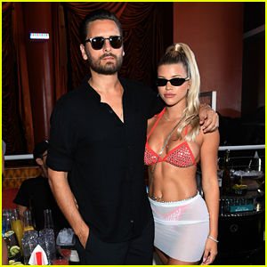 Sofia Richie Celebrates 21st Birthday in Vegas with Scott Disick After He Buys Her a Car!