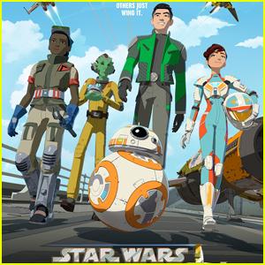 'Star Wars: Resistance' Debuts Trailer For Final Season - Watch!