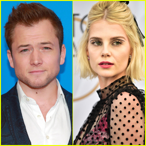 Taron Egerton & Lucy Boynton Team Up for Virtual Reality Project 'Glimpse'