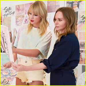 Taylor Swift Announces 'Stella x Taylor Swift' Collaboration With Stella McCartney