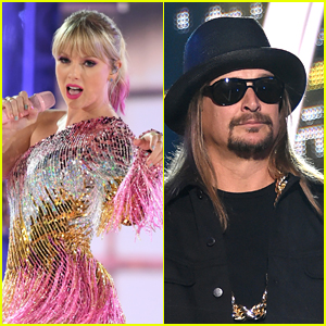 Kid Rock Says Taylor Swift Is A Democrat Because She Wants To Be In Movies Kid Rock Patton Oswalt Taylor Swift Just Jared