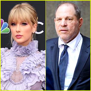 Taylor Swift Breaks Silence on Harvey Weinstein: 'I Believe Women'