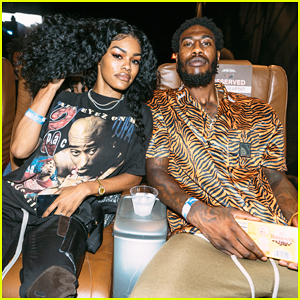 Teyana Taylor & Iman Shumpert Support Travis Scott at 'Look Mom I Can Fly' Premiere!