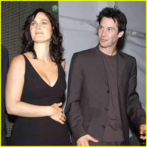 Keanu Reeves & Carrie-Anne Moss to Return for 'The Matrix 4'!
