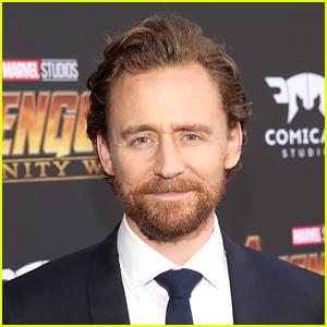Tom Hiddleston Teases New Details About 'Loki' TV Series