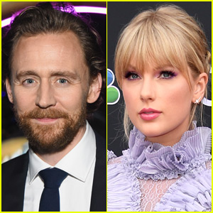 Tom Hiddleston Refuses to Answer Questions About Taylor Swift