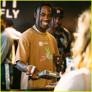 Travis Scott Announces Netflix Documentary 'Look Mom I Can Fly' With Pop-Up Event!