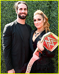 WWE Stars Seth Rollins & Becky Lynch Are Engaged!