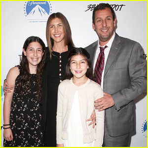 Adam Sandler & Family Step Out To Support Thirst Gala 2019 ...
