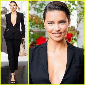 Adriana Lima Reveals Why She's Done Following Trends