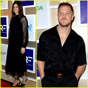 Alexandra Daddario & Dan Reynolds Help Raise Millions for Pediatric Cancer Charity
