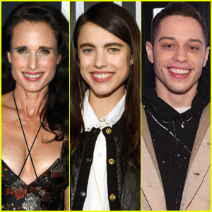Andie MacDowell Says Daughter Margaret Qualley & Pete Davidson Have 'Beautiful Relationship'