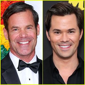Tuc Watkins Joins Boyfriend Andrew Rannells in 'Black Monday' Season 2!