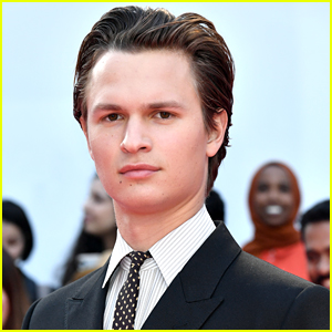 Ansel Elgort Politely Brings Down Critics Of His New Film 'Goldfinch'