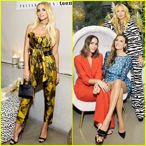 Ashlee Simpson & More Support Rachel Zoe at Pottery Barn Collaboration Launch!