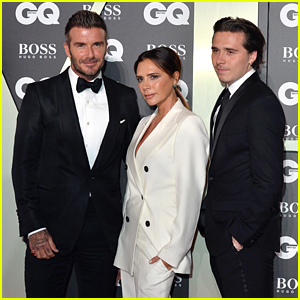 The Beckham's Eldest Son Brooklyn Just Got Engaged!