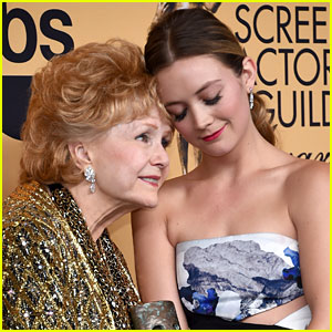 Billie Lourd to Play Late Grandma Debbie Reynolds' Granddaughter on 'Will & Grace'