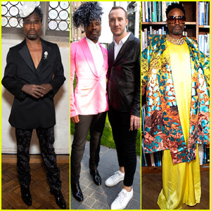 Pose's Billy Porter Takes Over London for Fashion Week!