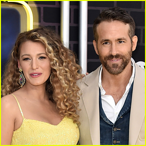 Blake Lively Leaves Flirty Comment on Ryan Reynolds' Hot Photos