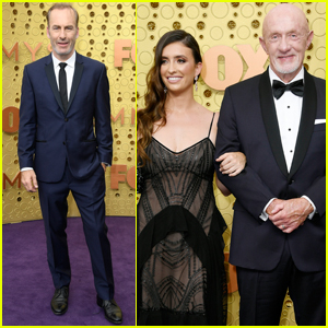 Bob Odenkirk & Jonathan Banks Celebrate Nominations at Emmy Awards 2019!