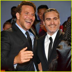 Bradley Cooper Suits Up For 'Joker' Premiere During TIFF 2019