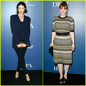 Caitriona Balfe & Bryce Dallas Howard Attend Star Studded TIFF Party!