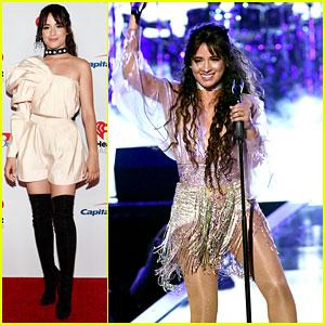 Camila Cabello Sings 'Senorita' Sans Shawn Mendes at iHeartRadio Music Festival 2019