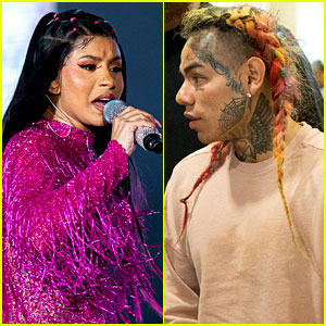 Is This Cardi B's Reaction to Tekashi 69's Shocking Claim?