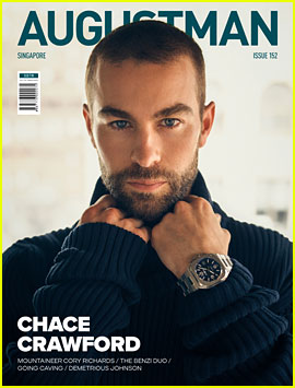 Chace Crawford Shares His Thoughts on 'Gossip Girl' Reboot