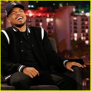 Chance the Rapper Calls Kanye West His 'Spiritual Advisor' & Explains Tour Cancelation!