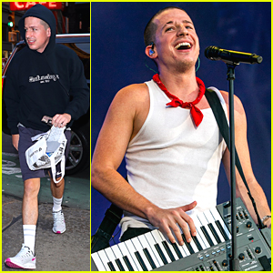 Charlie Puth Brings The Keytar Back For Music Midtown Performance