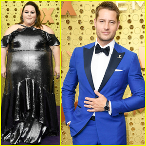 Chrissy Metz & Justin Hartley Bring 'This Is Us' to Emmy Awards 2019!