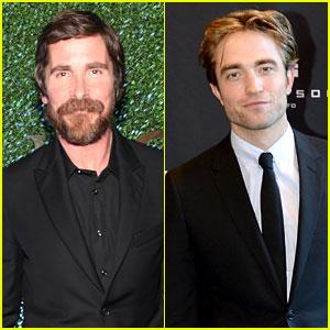 Christian Bale Approves of Robert Pattinson as Batman