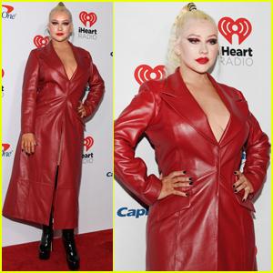 Christina Aguilera Helps Kick Off iHeartRadio Music Festival 2019!