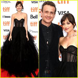 Dakota Johnson Premieres 'The Friend' at TIFF with Jason Segel