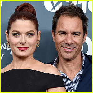 Debra Messing & Eric McCormack Clarify Their Call for List of Hollywood's Trump Supporters
