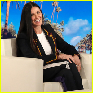 Demi Moore Reveals If She Talked to Ashton Kutcher About Shocking Memoir