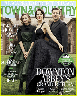 'Downton Abbey' Stars Discuss the Film's Secret Ending!