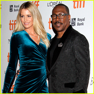 Eddie Murphy & Fiancee Paige Butcher Couple Up for 'Dolemite Is My Name' Premiere at TIFF 2019